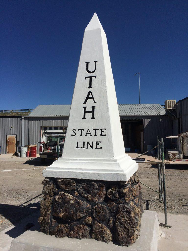 colorado state line memorial